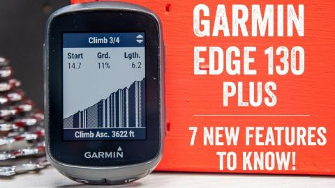 Garmin Edge 130 Plus Review: 7 New Features To Know!