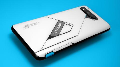 Asus ROG Phone 5 - 18GB of POWER!