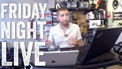 DCR Friday Night Live Questions!