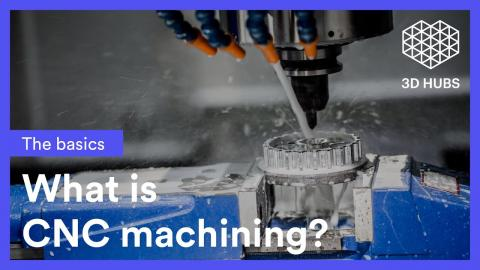 CNC machining - What is it and how does it work? (the must know basics)
