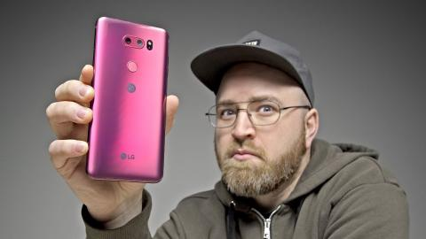 Is The LG V30 The Most Underrated Smartphone?