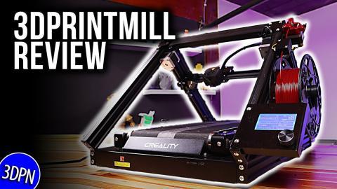 Creality CR-30 / Naomi Wu's 3DPrintMill Review