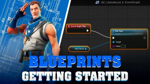 Unreal Engine 5 Blueprint Tutorial for Beginners - New Course