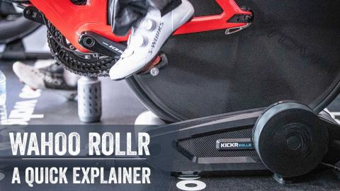 New Wahoo ROLLR Spotted: A Quick Explainer