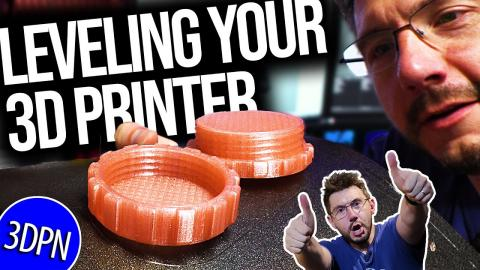 HOW TO LEVEL YOUR RESIN 3D PRINTER