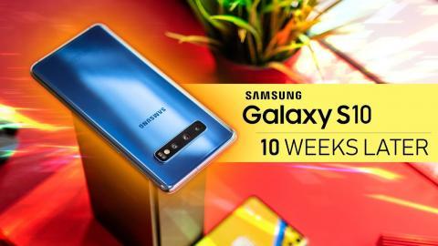 Samsung Galaxy S10 - A Long Term User Review!