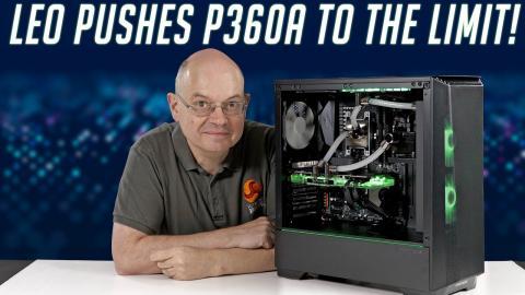Phanteks Eclipse P360A Review - a budget case pushed to its limit!