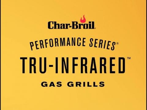 Performance Series TRU-Infrared Gas Grills | Char-Broil