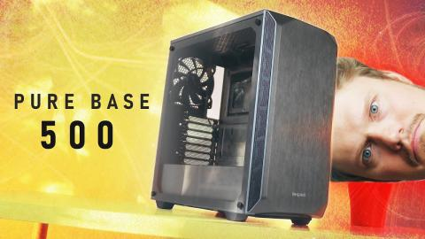 Impressive Case - be quiet! Pure Base 500 Review
