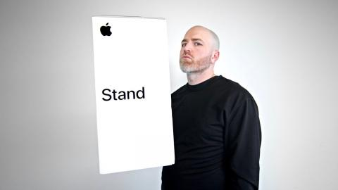 Unboxing Apple's 1000 Dollar Stand
