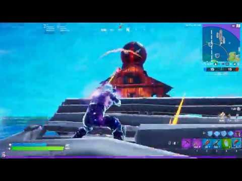 Eliminate an opponent with a Flare Gun - Shots Fired Legacy - Fortnite