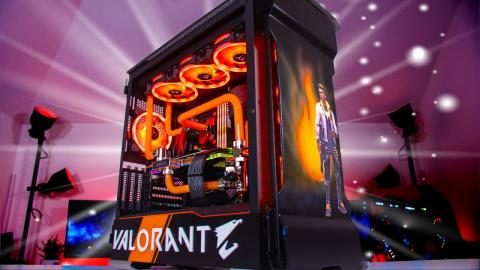 ULTIMATE $4000 Valorant Custom Water Cooled Gaming PC Build - 10900k + 2080 Super