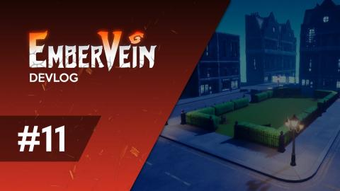 Making progress! - EmberVein Dev Log #11