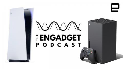 PS5 vs Xbox Series X | Engadget Podcast Live