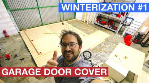 GARAGE DOOR COVER - WINTERIZATION #1