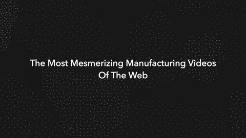 Mesmerizing Manufacturing Videos: Thread Milling