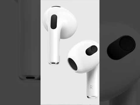 #AppleEvent #Shorts — New AirPods, MacBook Pro and HomePod Mini!