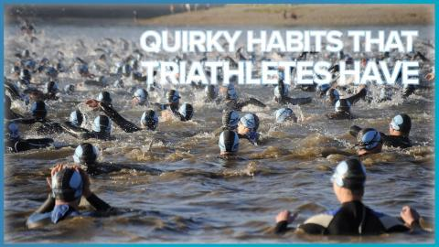 Quirky Habits That Triathletes Have