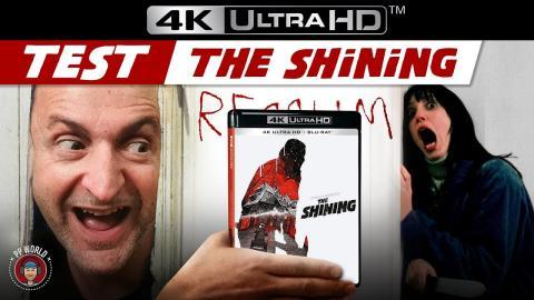 TEST : Shining de Kubrick en Blu-ray UHD/4K (Dolby Vision et HDR10+)