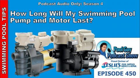 How Long Will My Pool Pump and Motor Last?