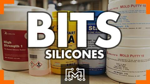 Choosing Silicones // Bits | I Like To Make Stuff