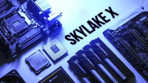Our FIRST Skylake-X System Build Guide!