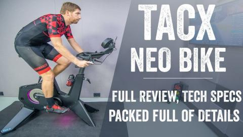 Tacx NEO Bike Smart Review // Complete details & ride testing