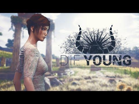 Preview - Die Young PC Adventure/Horror Game - Blind Play