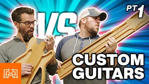 DIY Guitar Build Off | I Like To Make Stuff