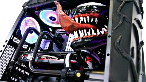 My Best ULTIMATE Custom Water Cooled Gaming PC Builds for