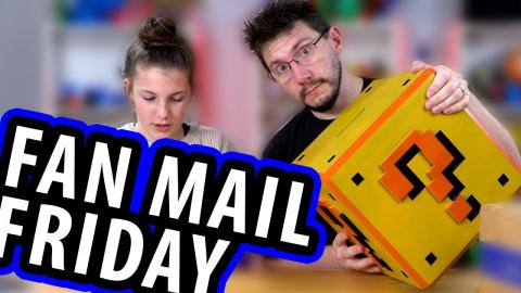 Fan Mail Friday - ON A SATURDAY???