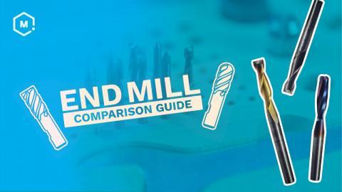 End Mill Comparison Guide