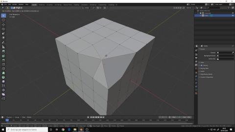 Tips & Tricks for Blender 2.8 | Merge Vertices Together