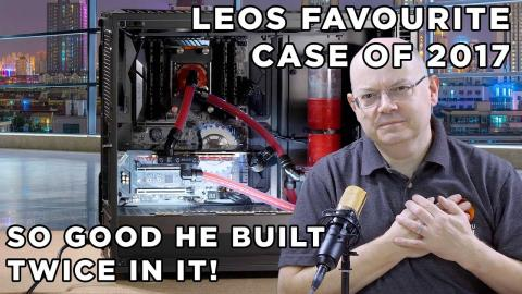 Fractal Design Define R6 Case Review - its LEO's FAV CASE of 2017!