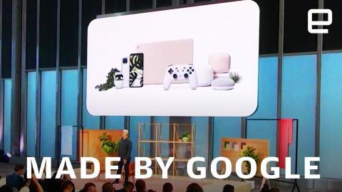 Google Pixel 4 and Pixelbook Go event in 15 minutes
