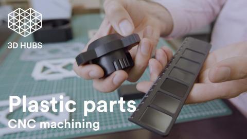 Plastics for CNC machining: ABS, POM (Delrin), Polycarbonate, Teflon and PEEK.