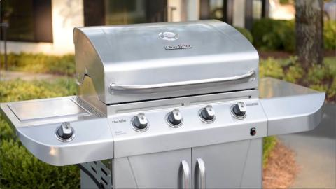 Char-Broil Advantage 4 Burner Gas Grill