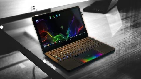 RAZER PROJECT LINDA – CRAZY Smartphone-Based Gaming Notebook!