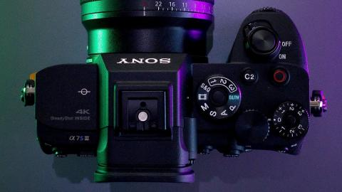 Sony A7S III Review - The Dark Knight