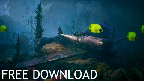 Burial at Sea (Free Download / Unreal Engine 4)