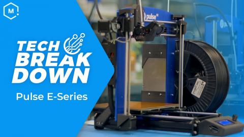 Tech Breakdown: Pulse Custom 3D Printers