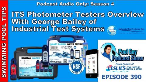 ITS Photometers & Digital Water Test Kits: Interview With George Bailey of Industrial Test Systems