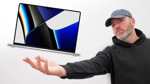 The New Apple M1 MacBook Pro and M1 MacBook Pro Max