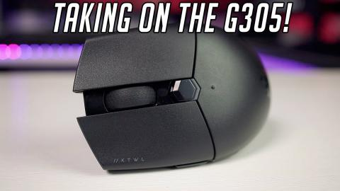 Corsair Katar Pro Wireless Review - Slipstream Wireless in a budget package!
