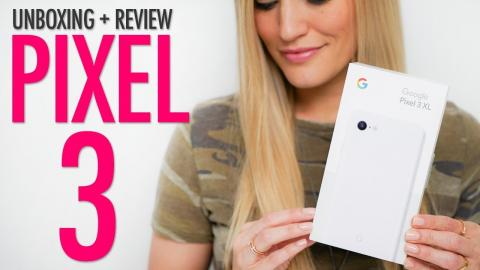 Google Pixel 3 - THE TRUTH! Unboxing and Review!