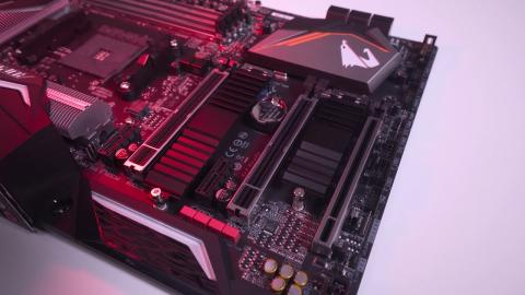 Gigabyte X470 Aorus Gaming 7 WiFi Review - The X470 Daddy?
