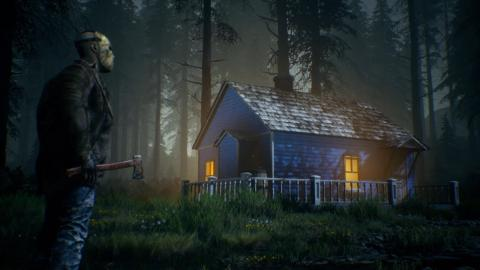 The Cabin in the Woods (Unreal Engine 4)