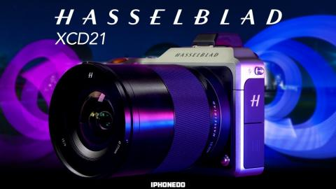 Hasselblad XCD21 — 21mm f/4 Lens For The 51MP Medium Format Hasselblad X1D [4K]