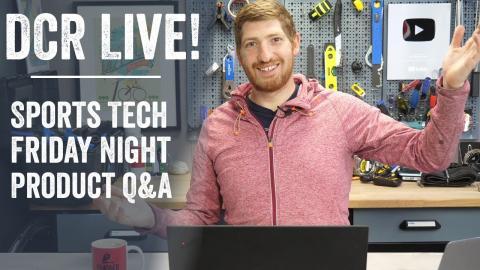 DC Rainmaker Friday Live Q&A!