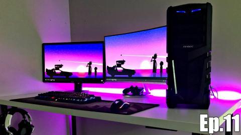 PC Setup Showdown Episode 2 - Budget Edition Gaming Setups & PC Builds